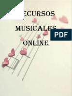 Recursos Musicales Online Educacion Primaria