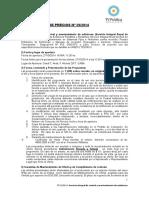 Cp 29 2014 Servicio Integral de Control y Mantenimiento de Extintores