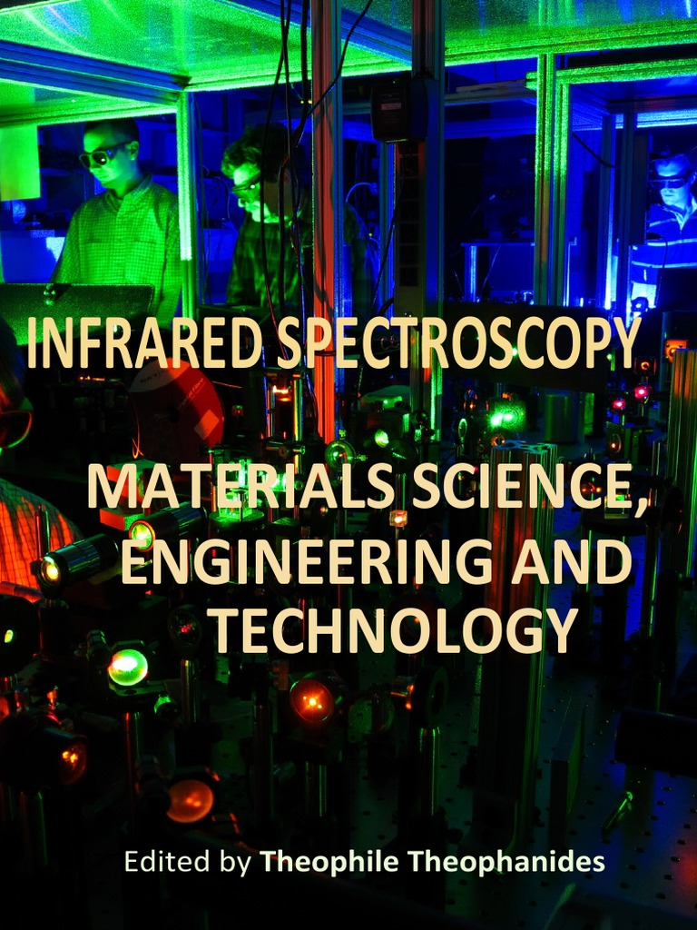 Infrared Spectroscopy Materials Science I To 12 Infrared