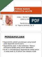 Apendicitis Akut