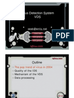Virus Detection System - VDS