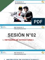SESION 2 Metrados Estructuras 1.pptx