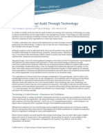 improving Internal Audit by IT