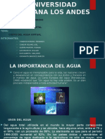 Expo Conta Ambiental Agua Virtual