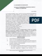 Acta 13 Comisión Transparencia 8 Agosto 2016