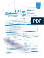 IOM-Class 8-2010-SET1.doc