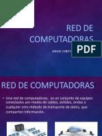 Red de Computadoras Angie Balouk