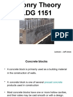 PPT Concrete Block