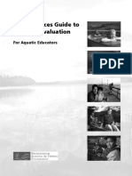 Best Practices Guide to Program Evaluation