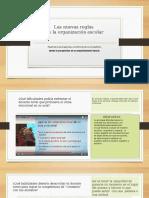 M4_B1_A2, Las Nuevas Reglas de La Organizacion Escolar (1)