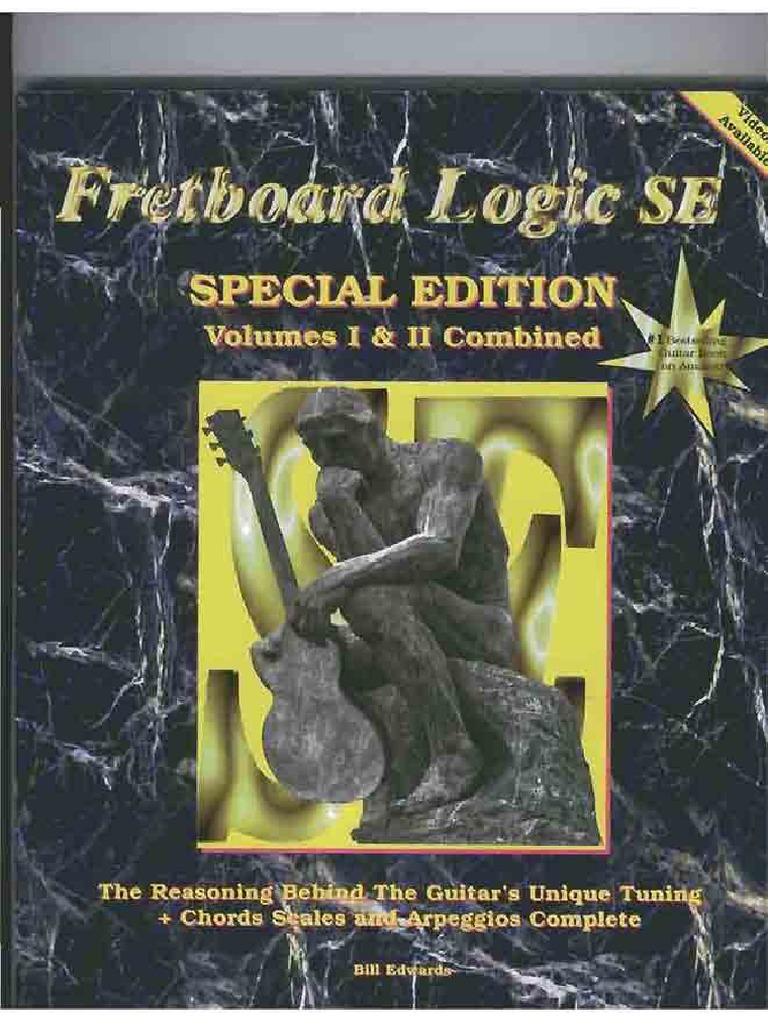 Workbooks guitar fretboard workbook pdf : Guitar - FretBoard Logic SE