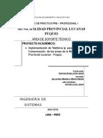 Practicas de Ip Lucanas Puquio2016