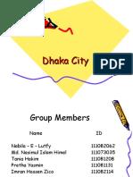 Dhaka slides NEL ll.ppt