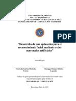 TESIS.idc009M55 Identificacion Facial Con Redes Neuronales