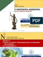 Normativa Internacional de la Amazonía