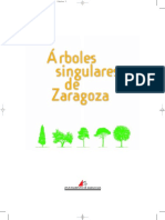 Arboles Singulares de Zaragoza