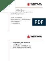 2016-08-01 WERMA MDC en Latinamerica