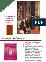 1 El Misterio Pascual en El Tiempo de La Iglesia