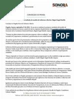 21/09/16 En un año primeros resultados de modelo de Gobiernos Abiertos