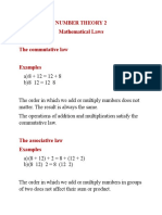 Section 7 - Number Theory 2