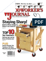 The Woodworker's Journal January-February