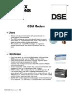 056-024 GSM Modem