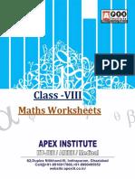 123338035-Class-VIII-Maths-Worksheets.pdf