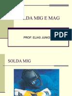 Solda MIG e MAG.ppt