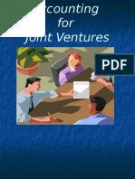 Presentation Joint Venture