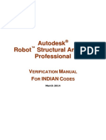 Verification Manual Indian Codes