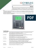 Datenblatt DNC 60 PS