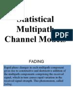 Statistical Mpc