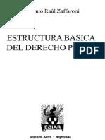 Estructura Basica Derecho Penal