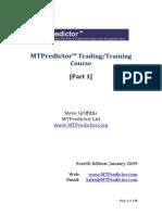 MTPredictor Trading Course Part 1 (180209) v6
