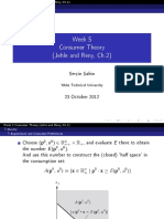 2012 Advancedmicroeocnomics Slides Week5