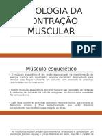 Fisiologia Da Contração Muscular (1)
