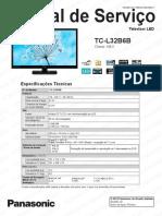 Panasonic+TC-L32B6B