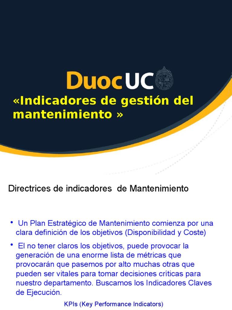 15-Indicadores de gestión del mantenimiento.pptx