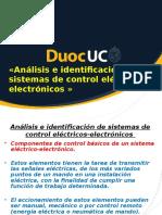 3- Análisis e identificación de sistemas de control eléctricos-electrónicos  DSC3101.pptx