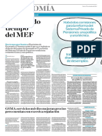 El segundo tiempo del MEF - El Comercio - Diálogo de Políticas - 270916