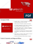 Proarch Overview 2.0