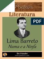 Lima Barreto - Numa e a Ninfa - Iba Mendes (1)
