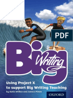 PX BigWriting Booklet