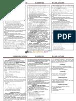 Cours Lycée Pilote - Anglais - GENERAL BAC REVIEW - Bac Sciences Exp (2015-2016) MR. ALI TAHRI
