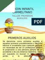PRIMEROS AUXILIOS PRESENTACION.pptx