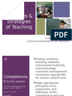 Let Review - Principles & Strategies of Teaching (Fs)