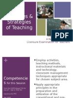 Let Review - Principles & Strategies of Teaching (Fs)