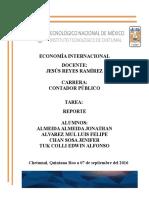 REPORTE DE COMERCIO INTERNACIONAL.doc