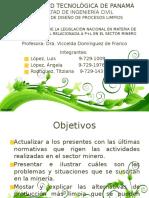 Presentacion - Parcial 1 Principios de Diseño de Procesos Limpios