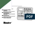 Hunter EC Manual